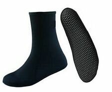 3mm wetsuit socks grippy sole & fleece lining (V WARM!)