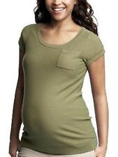 Gap Maternity Pocket Sweater Green L XL XXL 2XL NWT