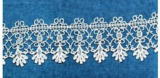 4 1/2yd venice lace trim vintage bridal bedding #1742