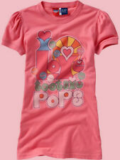 NEW GAP JUNK FOOD TOOTSIE POPS TOP TEE XS 4/5 S 6/7