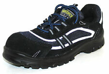 WORKFORCE WF30 STEEL TOE AND MIDSOLE SAFETY TRAINERS