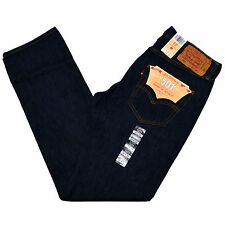 Levis 501 Jeans Jean Rinsed Indigo 0115 115 ALL SIZES