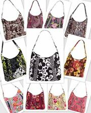 Vera Bradley Lisa B Night And Day Buttercup Hope Garden