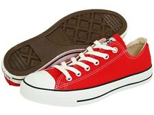 NEW MEN WOMEN CONVERSE ALL STAR CHUCK TAYLOR OX RED M9696 ORIGINAL SO AWESOME