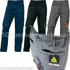 Delta Plus Panoply M2PAN Mens Work Cargo Combat Trousers Pants Knee Pad Pockets