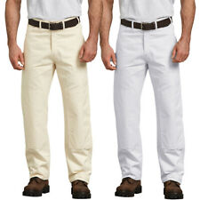 Dickies PANTS relaxed fit Double Knee Utility pant Painter pants 2053WT WHITE