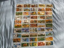 BROOKE BOND TEA CARDS:ADVENTURERS & EXPLORERS 1973:BUY INDIVIDUALLY NO's26 TO 50