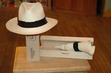 Tumi Fair Trade Genuine Panama Hat from Ecuador - Hand Woven