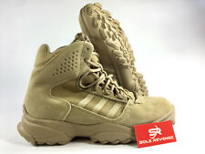 New Adidas Sport GSG9 Desert Low Combat Boots Military SWAT Shoes GSG 9.3 Brown