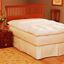 Luxury Pacific Coast Feather Luxe Loft™ Feather Bed Mattress Topper all sizes