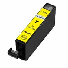 Compatible CLI-526Y Yellow Ink Cartridge for Canon Pixma Printers