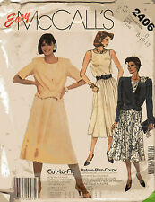 Vintage McCall's, Kwik Sew, Simplicity, See & Sew, Butterick Patterns
