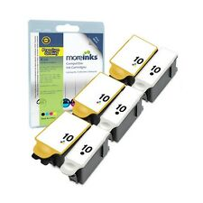 6 Compatible Kodak 10B / 10C Ink Cartridges for ESP Easyshare HERO Printers