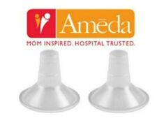 NEW AMEDA CustomFit FLANGES BREAST SHIELD FLANGE M/L * XL/XXL *S REDUCING INSERT