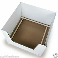 Whelping Box Pig Rails & Veterinary Bedding. BOX NOT INCLUDED