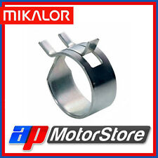 Mikalor W1 Constant Tension Spring Band Type Fuel Hose Clips Silicone Pipe Clamp
