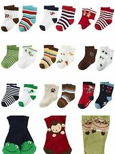 GYMBOREE Boys size 0-6 6-12 12-24 month 2T 3T 3 4 Socks Choice NWT Puppy Frog