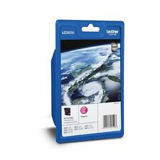 Genuine Brother LC985M Magenta Ink Cartridge for DCP MFC Printers