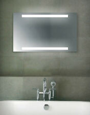 Warmly Yours LAVA® Light Infrared Wall Mounted Mirror Heating Panel w/ Lighting