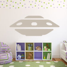 UFO Unidentified Flying Object Planets and Space Wall Stickers Wall Art Decal