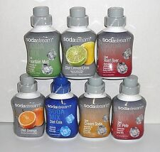 SodaStream Soda Flavor Mixes - DIET