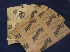 GASKET PAPER SETS FUR USE WITH OIL AND WATER  A 4 SHEETS GENUINE FLEXOID