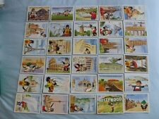 BROOKE BOND TEA CARDS:THE WONDERFUL WORLD OF KEVIN TIPPS:BUY INDIVIDUALLY