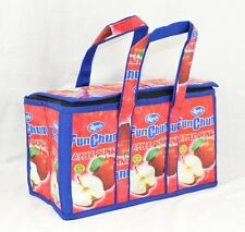 Lunch Box Recycled Juice Boxes Insulated Recycle Bag Durable Kids School