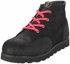 Grenade Desert Storm Boots Leather w/Rubber Lug Sole Contrast Laces & FREE Socks