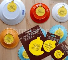 ORIGINAL INVISIBLE DISC PLATE PICTURE HANGING STICKY BACK HOOK HANGER ADHESIVE