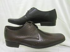 Men's Base London Leather Lace Up Shoe 'Relate'