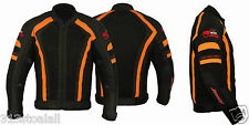 Mens Summer Mesh Motorcycle Jacket-(sizes available S,M,L,XL,2XL,3XL,3XL)