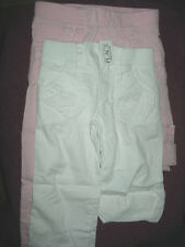 THE CHILDRENS PLACE Girls Knit Waistband ~ Convertible Cotton Twill Pants ~CUTE~