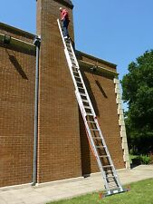Triple/Treble/3 Section Trade/DIY Extension Ladder / Ladders 4.07m - 10m