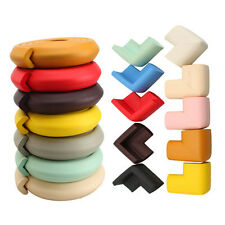 10 color Baby Kid Safety Softener Table Edge Guard Cushion 2 Meter + 4x Corners