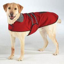 Casual Canine Reflective FLeece warm pet DOG Coat Winter Jacket Clothes Sweater