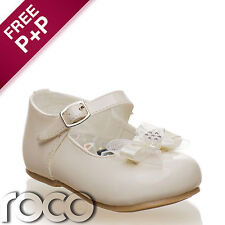Girls Cream Shoes, Baby Shoes, Christening Shoes, Flower Girl Shoes, Kids Shoes