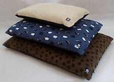 Dog Fleece Mattress Pet Bed  COVER ONLY ** MADE IN UK **