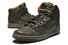 NIKE SB DUNK HIGH FRANK KOZIK OLIVE GREEN STEEL ORANGE QS janoski levi's pushead
