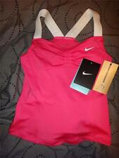 NIKE MARIA SHARAPOVA DRI FIT TENNIS RUNNING TANK TOP SHIRT XL M XS GIRLS NWT $40