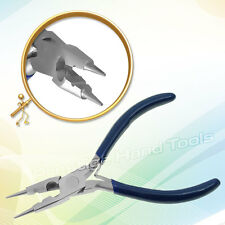 Prestige 4 in 1 pliers round nose cutters flat Jump ring coil closing Jewellery