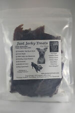 Homemade Dog Treats - Beef Jerky, Made In USA, All Natural, No Chemicals!