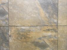 New York Slate Effect Porcelain Floor Tile Deal 60 x 40 inc Adhesive and Grout