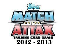 match attax 2012 -13 star signings pick the 1s you need free postage