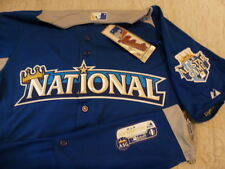 "2012 NATIONAL LEAGUE All-Star ""Cool Base"" Authentic JERSEY Royal Blue NEW"