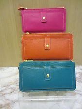 Ladies Ella Zip Up Purse , Available In 3 Colours, 72438