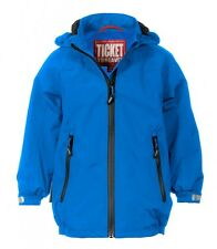 TICKET TO HEAVEN ~ Funktionsjacke / Regenjacke LAP Boy br. .blue  104-140 NEU