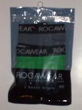 Roca Wear Boys Underwear Underpants 2 Boxer Briefs Sz  XS, S, M, L, XL NIP