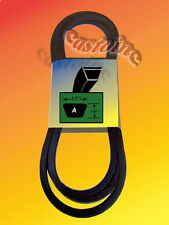 """Conventional A Belts 1/2"""" Width Available Sizes A112 To A144 Heavy Duty V-Belts"""