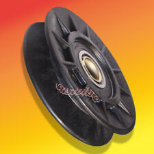 Idler Pulley Nylon ID:1/2, OD:3, Height:11/16 Fits Murray Model 7-35500, 7-30502